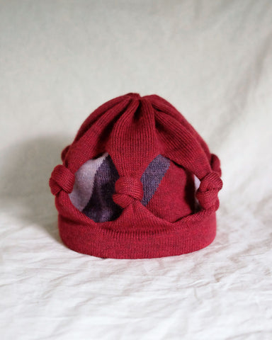 Black Forest Beanie (2-in-1)