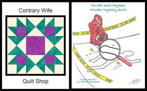 Contrary Wife Quilt Shop