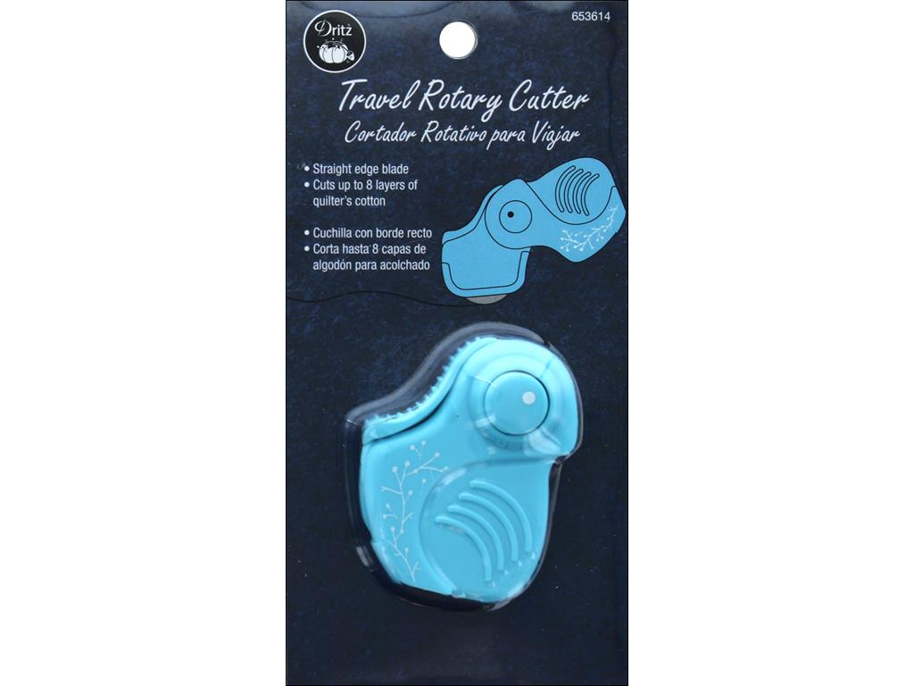 Dritz Travel Folding Rotary Cutter