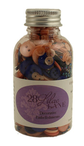 Just Peachy Embellishments, 28 Lilac Lane, 3.4 ounce Bottle
