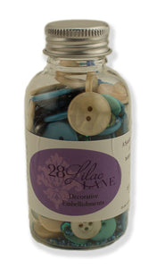 Birds of a Feather Embellishments, 28 Lilac Lane, 3.4 ounce Bottle