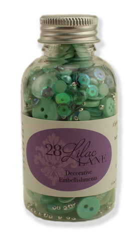 Minty Fresh Embellishments, 28 Lilac Lane, 3.4 ounce Bottle