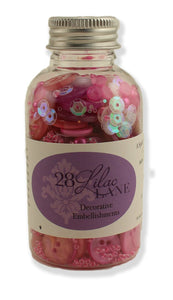Pretty Princess Embellishments, 28 Lilac Lane, 3.4 ounce Bottle