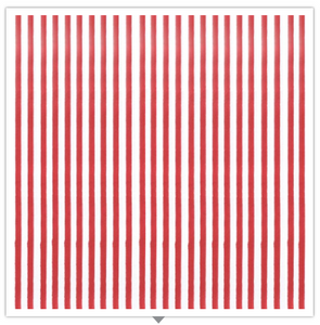 Loralie Designs — Basics, Red and White Stripe, By the Yard