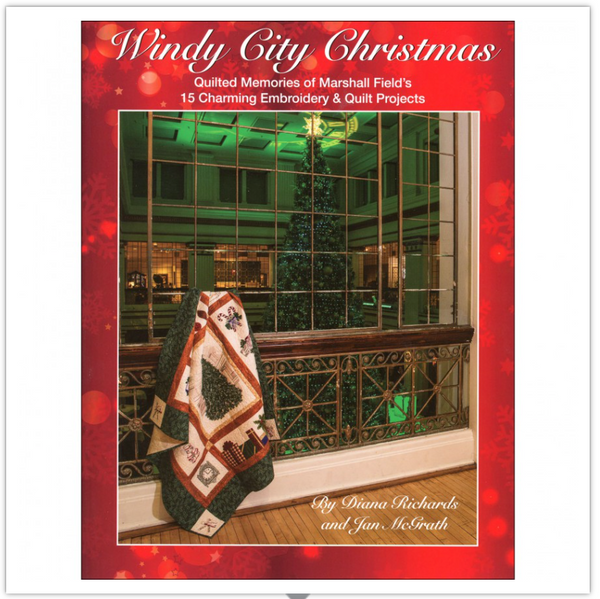 Windy City Christmas by Diana Richards and Jan McGrath