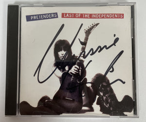 "Chrissie Hynde Signed Autographed ""The Pretenders"" Music CD - COA Matching Holograms"