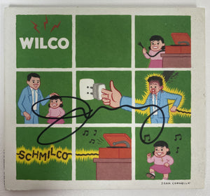 "Jeff Tweedy Signed Autographed ""Wilco"" Music CD - COA Matching Holograms"