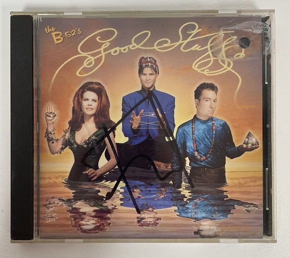 Fred Schneider Signed Autographed