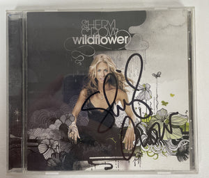 "Sheryl Crow Signed Autographed ""Wildflower"" Music CD - COA Matching Holograms"