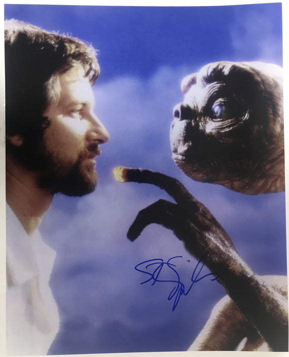 Steven Spielberg Signed Autographed