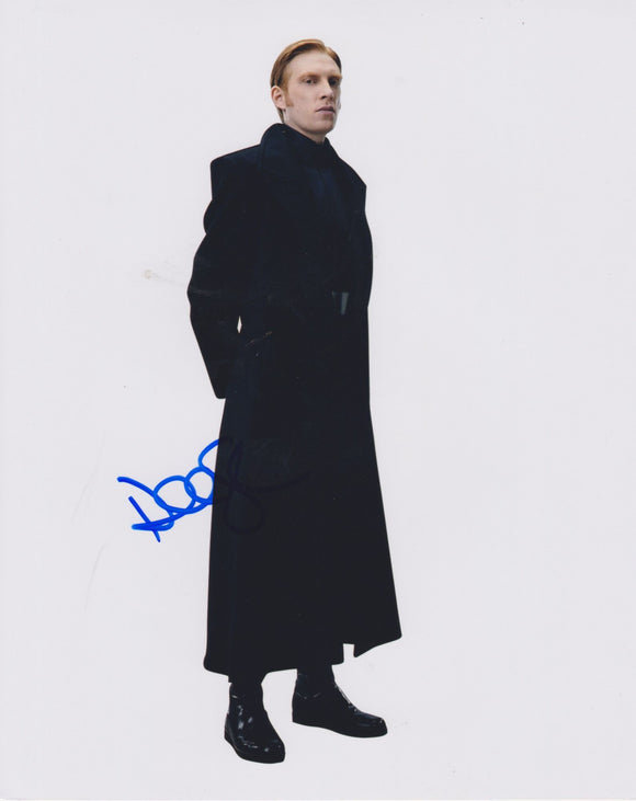 Domhnall Gleeson Signed Autographed
