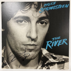 "Bruce Springsteen Signed Autographed ""The River"" 12x12 Promo Photo - COA Matching Holograms"