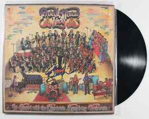 "Gary Brooker Signed Autographed ""Procol Harum"" Record Album - COA Matching Holograms"