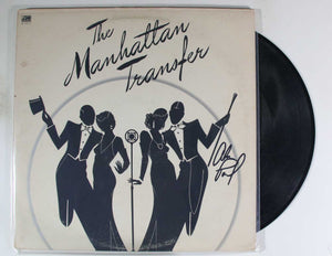 "Alan Paul Signed Autographed ""Manhattan Transfer"" Record Album - COA Matching Holograms"