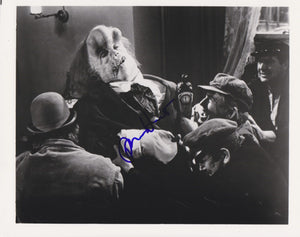 "John Hurt (d. 2017) Signed Autographed ""The Elephant Man"" Glossy 8x10 Photo - COA Matching Holograms"