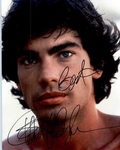 Peter Gallagher Signed Autographed Glossy 8x10 Photo - COA Matching Holograms