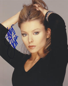 Kelly Ripa Signed Autographed Glossy 8x10 Photo - COA Matching Holograms