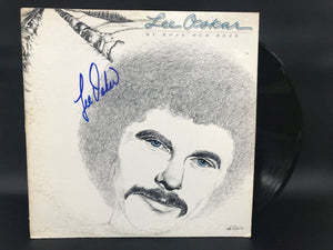 "Lee Oskar Signed Autographed ""My Road Our Road"" Record Album - COA Matching Holograms"