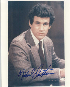 Michael Ontkean Signed Autographed Glossy 8x10 Photo - COA Matching Holograms