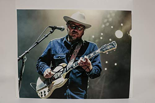 Jeff Tweedy Signed Autographed 'Wilco' Glossy 11x14 Photo - COA Matching Holograms