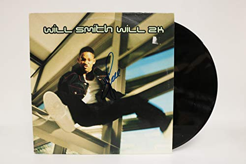 Will Smith Signed Autographed '2K' Record Album - COA Matching Holograms