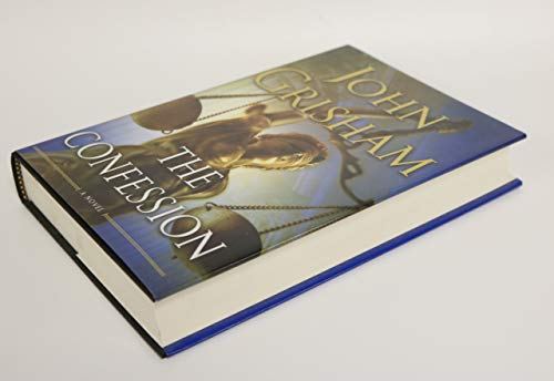 John Grisham Signed Autographed 1st Edition 'The Confession' H/C Hard Cover Book