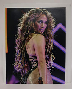 Jennifer Lopez Signed Autographed Glossy 11x14 Photo - COA Matching Holograms