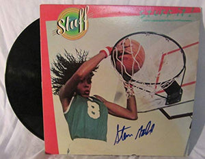 Steve Gadd Signed Autographed 'Stuff' Record Album - COA Matching Holograms
