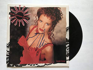 Sheena Easton Signed Autographed 'The Lover in Me' Record Album - COA Matching Holograms