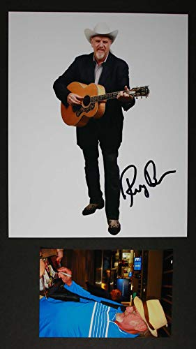 Ray Benson Signed Autographed Glossy 8x10 Photo - COA Matching Holograms