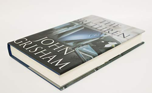 John Grisham Signed Autographed 1st Edition 'The Brethren' H/C Hard Cover Book w/Card From Signing