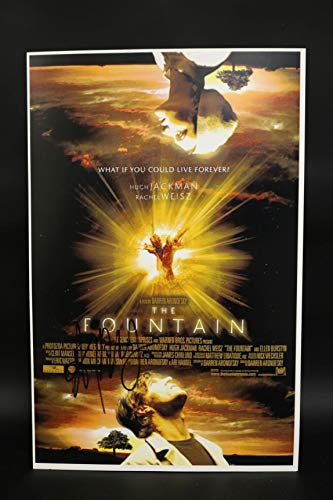 Darren Aronofsky Signed Autographed 'The Fountain' 11x17 Movie Poster - COA Matching Holograms
