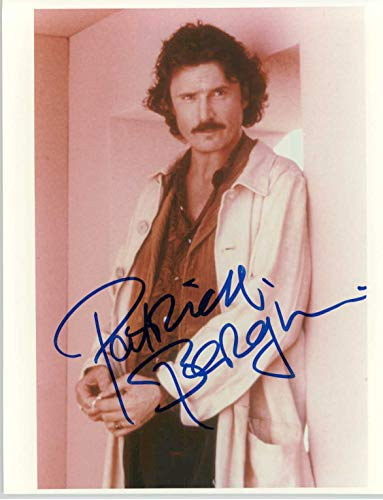 Patrick Bergin Signed Autographed Glossy 8x10 Photo - COA Matching Holograms