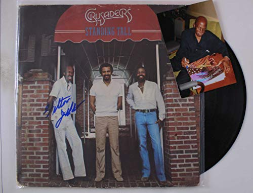 Wlton Felder Signed Autographed 'The Crusaders' Record Album - COA Matching Holograms