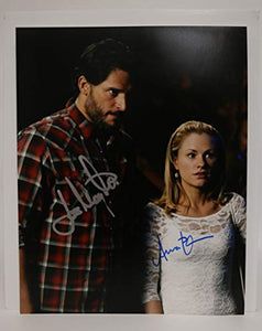 Anna Paquin & Joe Manganiello Signed Autographed 'True Blood' Glossy 11x14 Photo - COA Matching Holograms