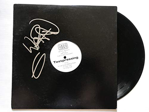 Warren G Signed Autographed 'In Case Some Sh$# Go Down' Record Album - COA Matching Holograms