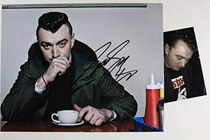 Sam Smith Signed Autographed Glossy 11x14 Photo - COA Matching Holograms