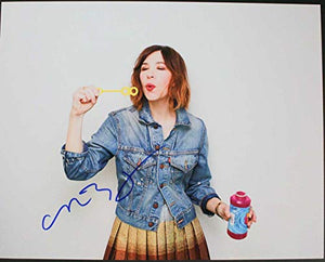 Carrie Brownstein Signed Autographed 'Portlandia' Glossy 11x14 Photo - COA Matching Holograms