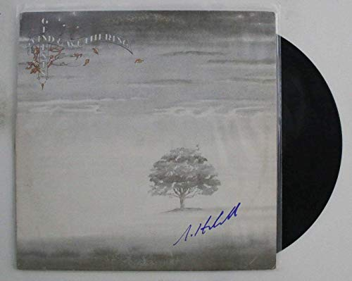 Steve Hackett Signed Autographed 'Genesis' Record Album - COA Matching Holograms