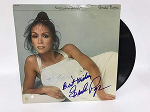 Freda Payne Signed Autographed 'Stares and Whispers' Record Album - COA Matching Holograms