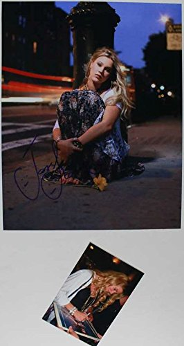 Joss Stone Signed Autographed Glossy 11x14 Photo w/ Proof Photo