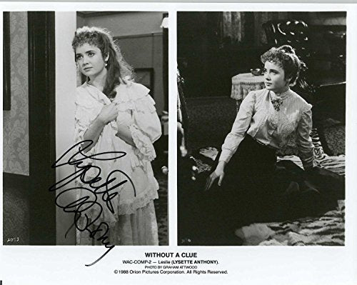 Lysette Anthony Signed Autographed Glossy 8x10 Photo - COA Matching Holograms