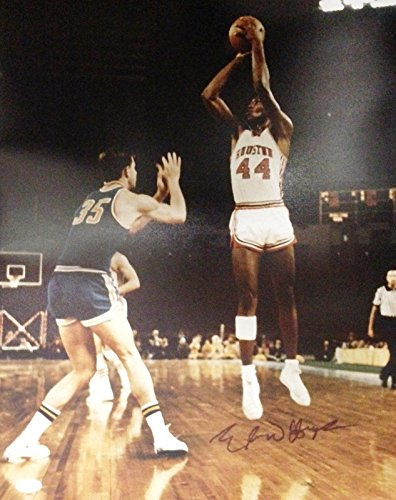 Elvin Hayes Signed Autographed 16x20 Photo