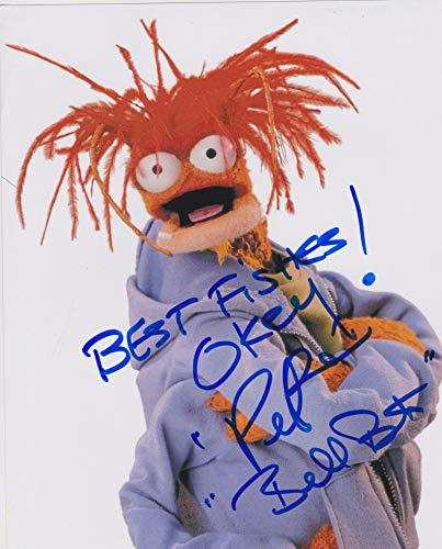 Pete Docter Signed Autographed 'The Muppets' Glossy 8x10 Photo - COA Matching Holograms