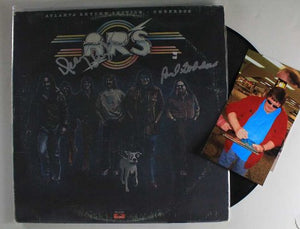 "Paul Goddard & Dean Daughtry of Atlanta Rhythm Section Signed Autographed ""Underdog"" Record Album - COA Matching Holograms"