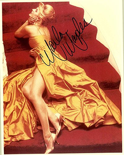 Marla Maples Signed Autographed Glossy 8x10 Photo - COA Matching Holograms