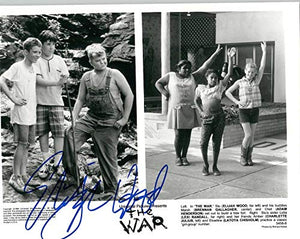 Elijah Wood Signed Autographed 'The War' Glossy 8x10 Photo - COA Matching Holograms
