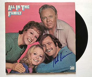 Rob Reiner Signed Autographed 'All in the Family' Record Album - COA Matching Holograms