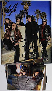"""Great White"" Band Signed Autographed Glossy 8x10 Photo - COA Matching Holograms"