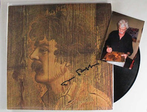 "Tom Rush Signed Autographed ""Ladies Love Outlaws"" Record Album - COA Matching Holograms"